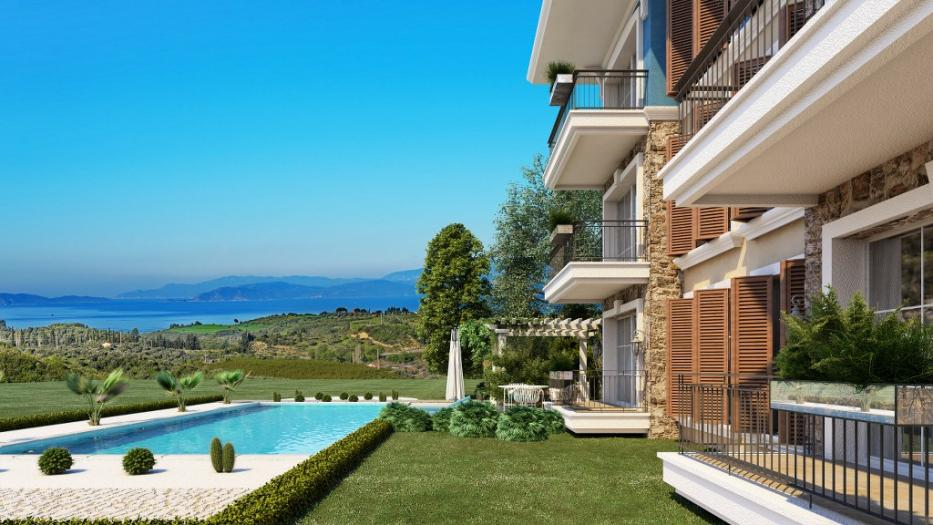 A UNIQUE VILLAS PROJECT AT VILLAGE OF KUSADASI photos #1