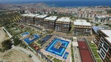 KUSADASI LUXURY 5 STAR APARTMENT COMPLEX